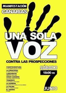Canarias petróleo No